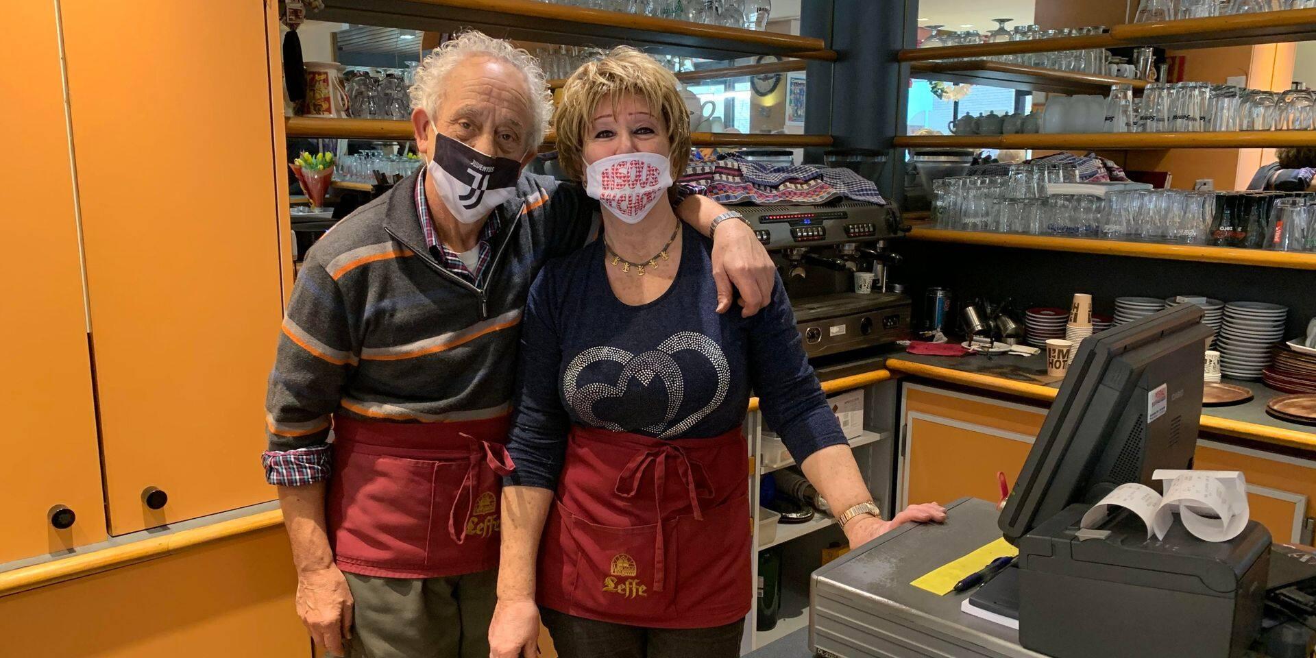 """Le dernier jour du piccolo bar à Charleroi : """"arrivedercci amici"""""""