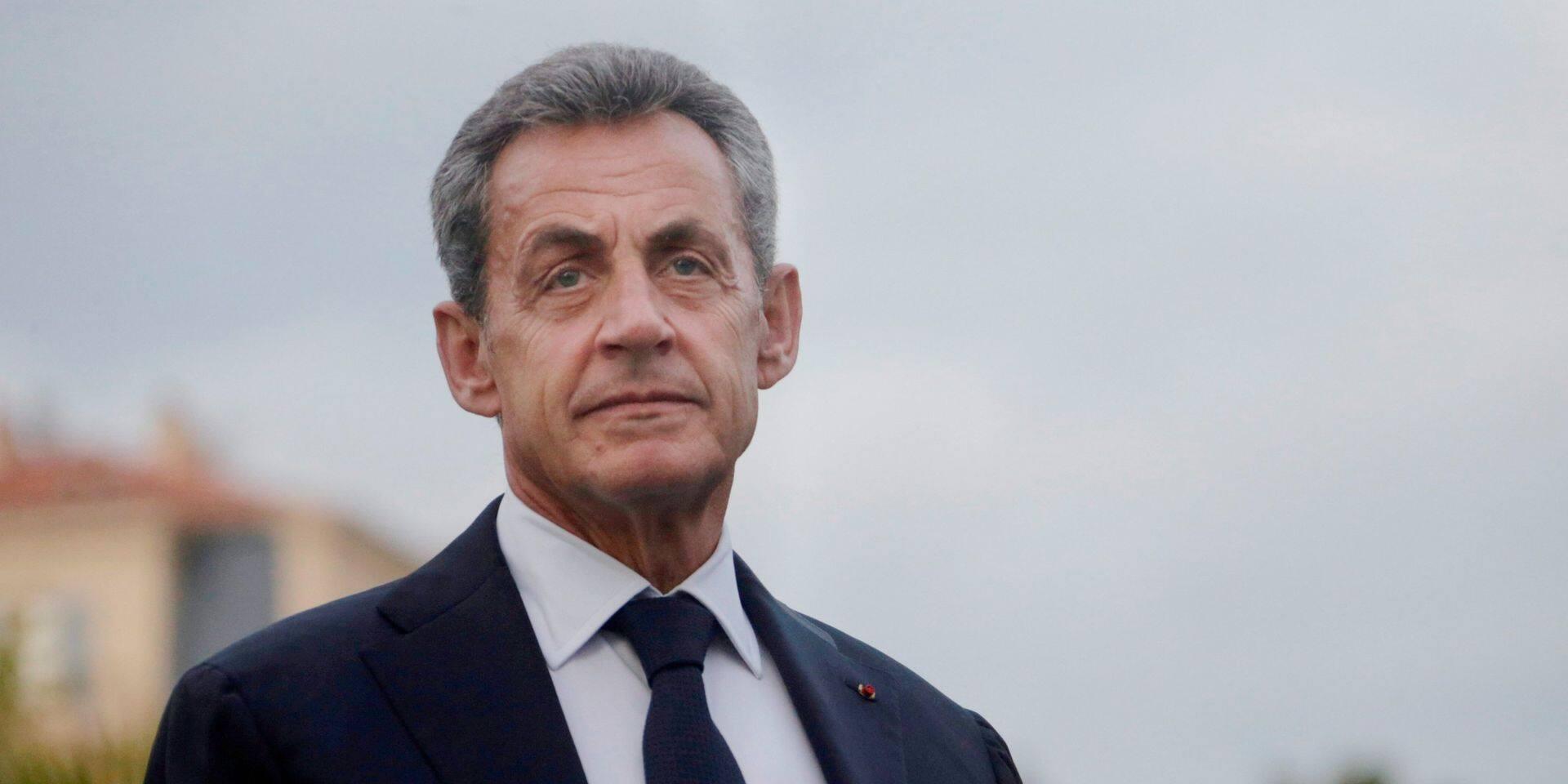 """Nicolas Sarkozy ne """"baissera pas la tête"""": """"Est-il normal d'être condamné quand il n'y a pas de preuves?"""""""
