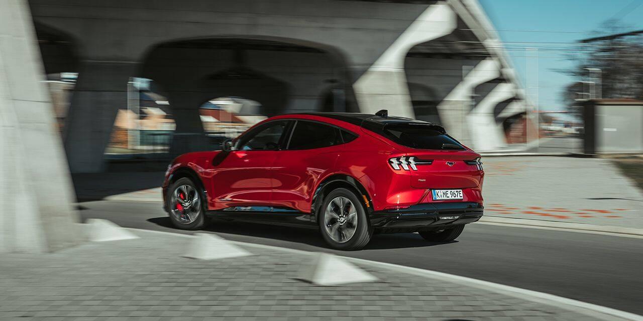 Cette technologie rend la Ford Mustang Mach-E très spéciale