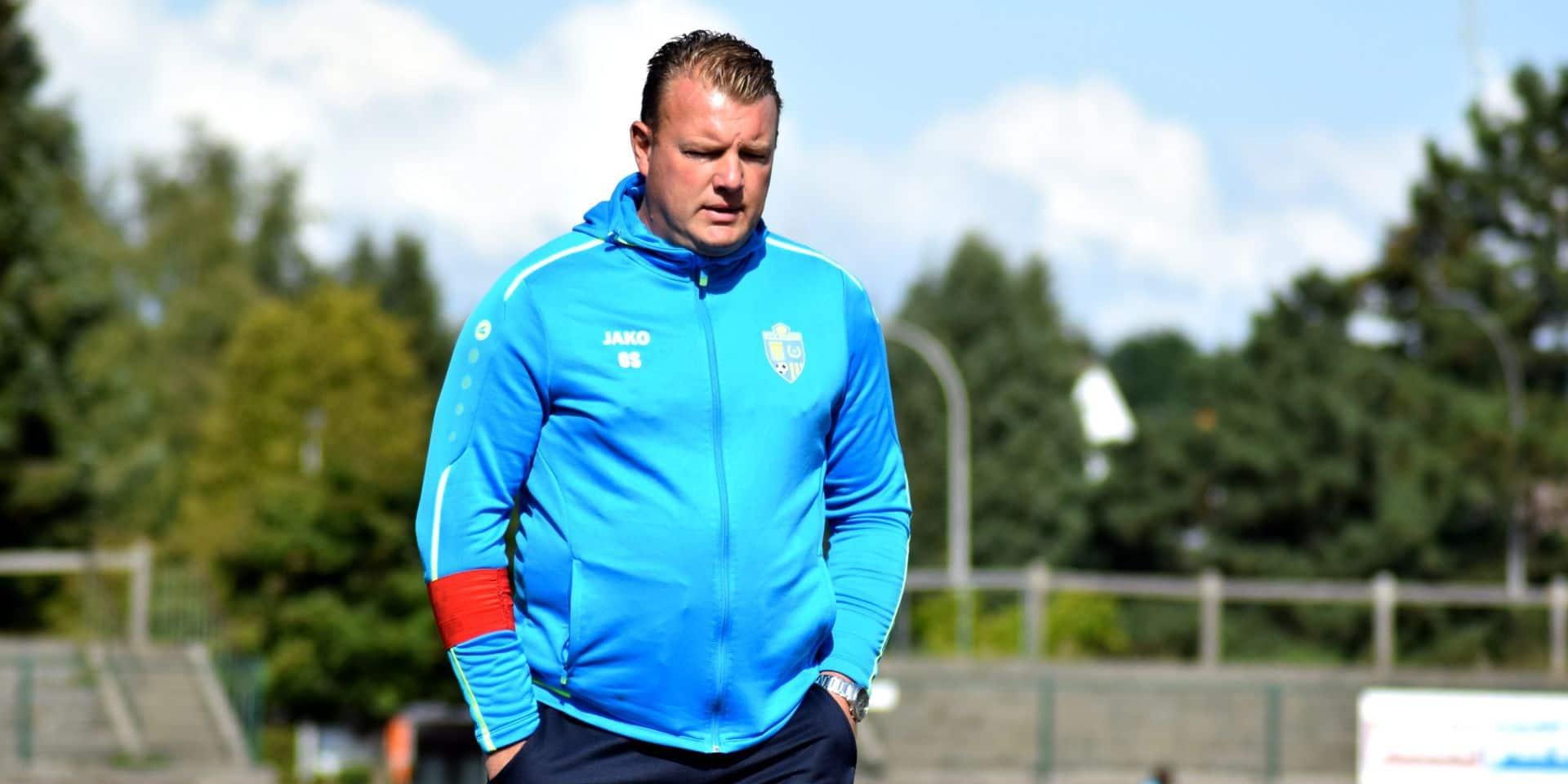 Officiel : Olivier Suray retrouve un banc du côté de Gosselies !