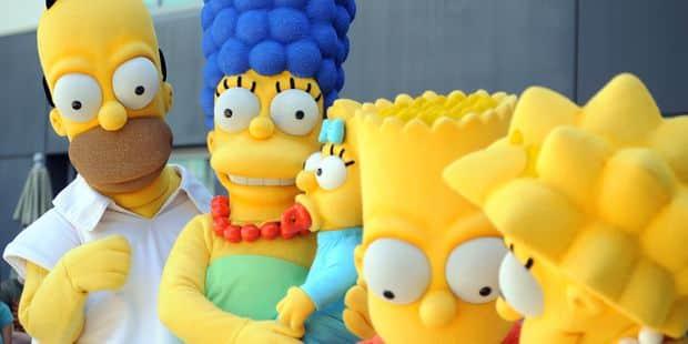 Les Simpson battent un record, en pleine polémique sur la série - La DH