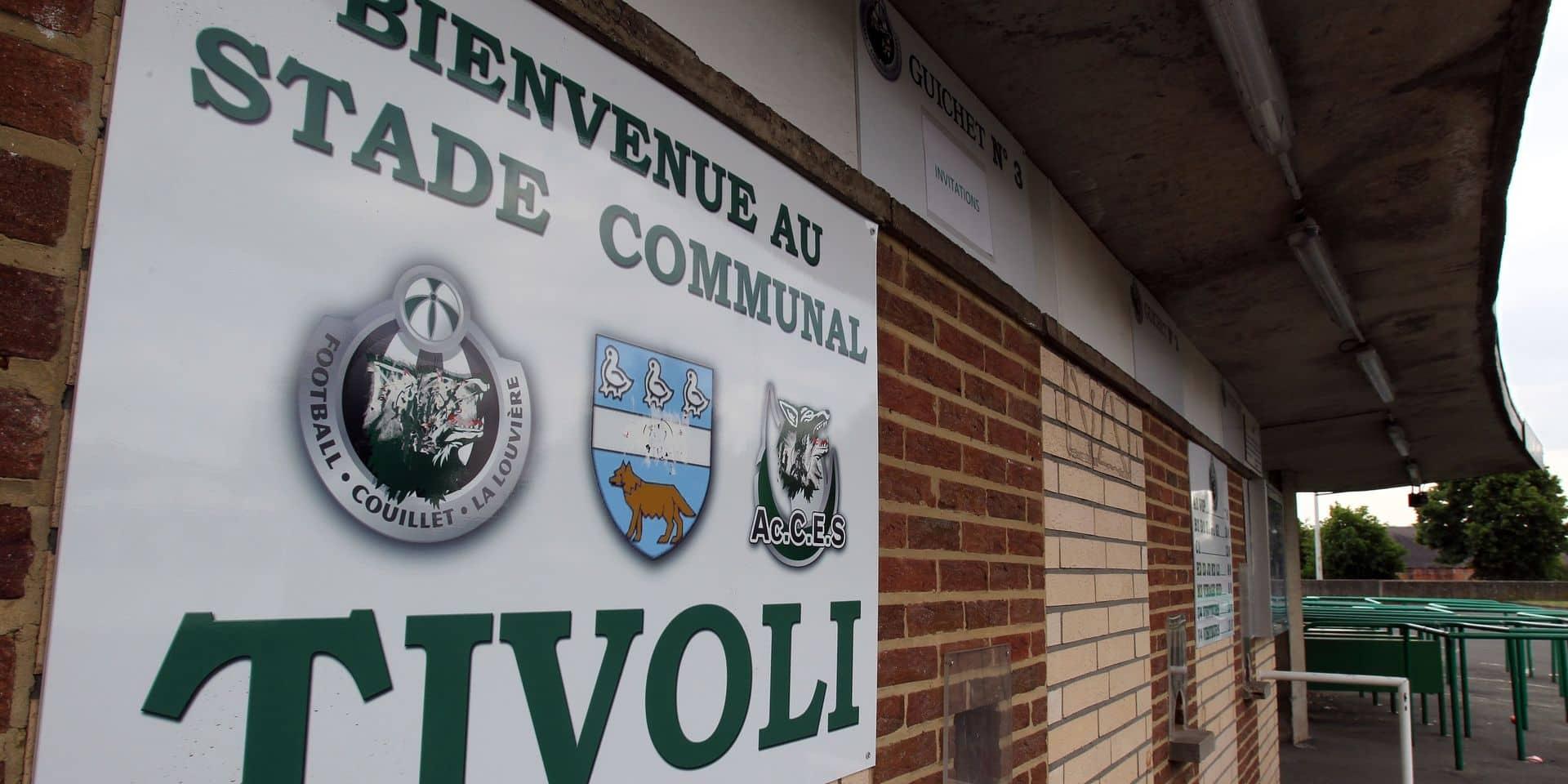 Un centre local de soins s'installe au stade Tivoli de La Louvière
