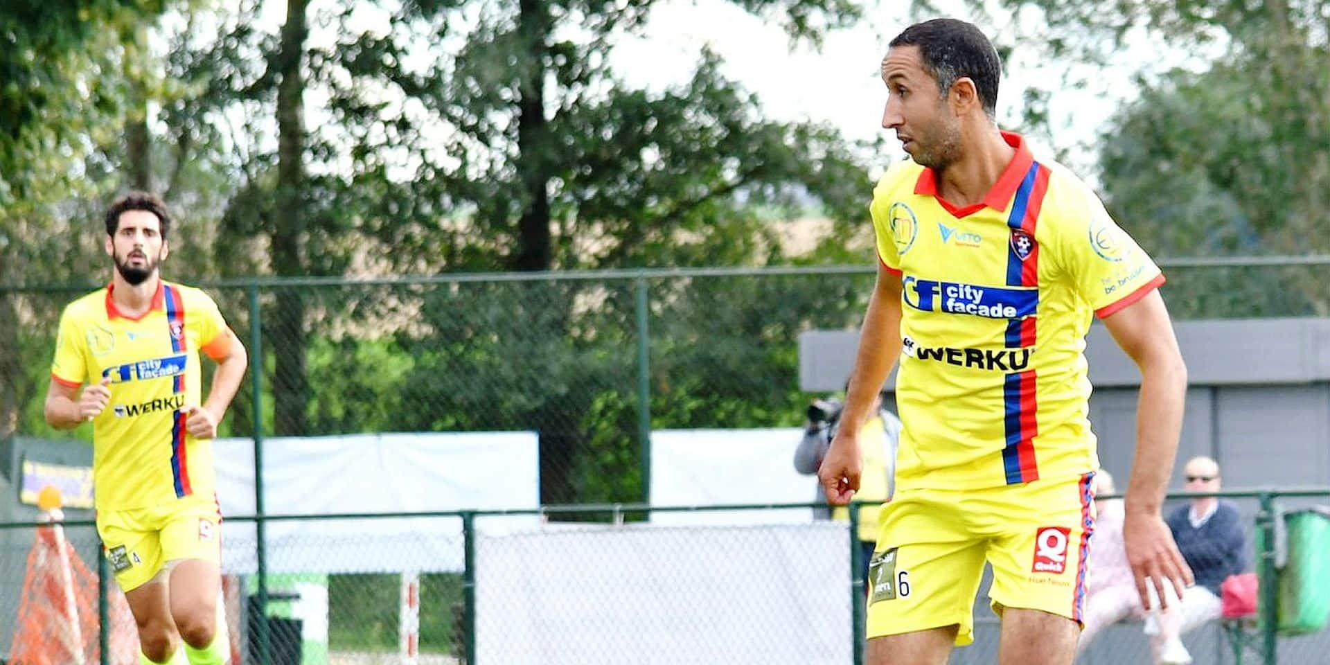 Imad Maaroufi (Sporting Bruxelles) veut jouer jusqu'à 45 ans