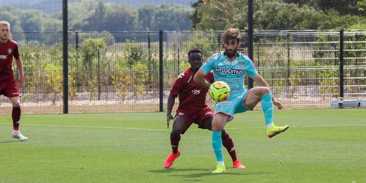 Charleroi n'a jamais trouvé la solution face à Metz (3-0)