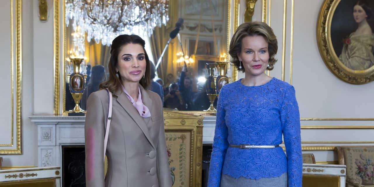 Rania De Jordanie Celebre Ses 50 Ans Retour Sur Le Destin D Une Reine Pas Comme Les Autres Dh Les Sports