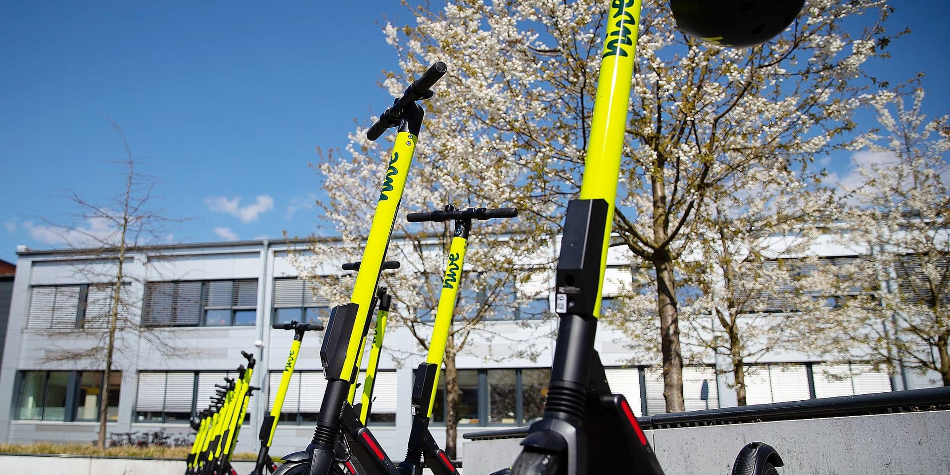 E-Scooter Hive launches pilot project in Hamburg