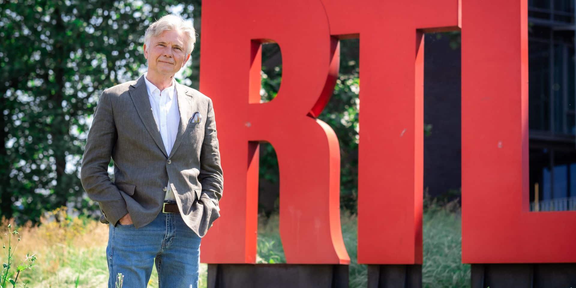 """Grand reporter chez RTL-TVI depuis plus de 30 ans, Jean-Pierre Martin raccroche: """"Ne pas avoir eu d'enfant est mon seul vrai regret"""""""