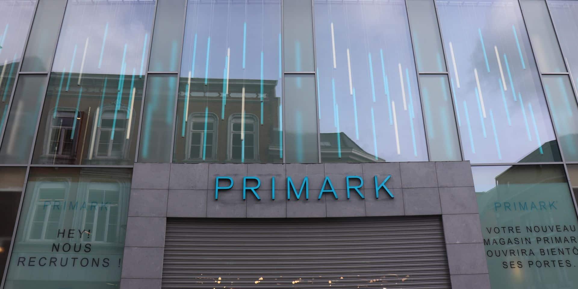 Primark à Mons ouvrira avec une semaine d'avance !