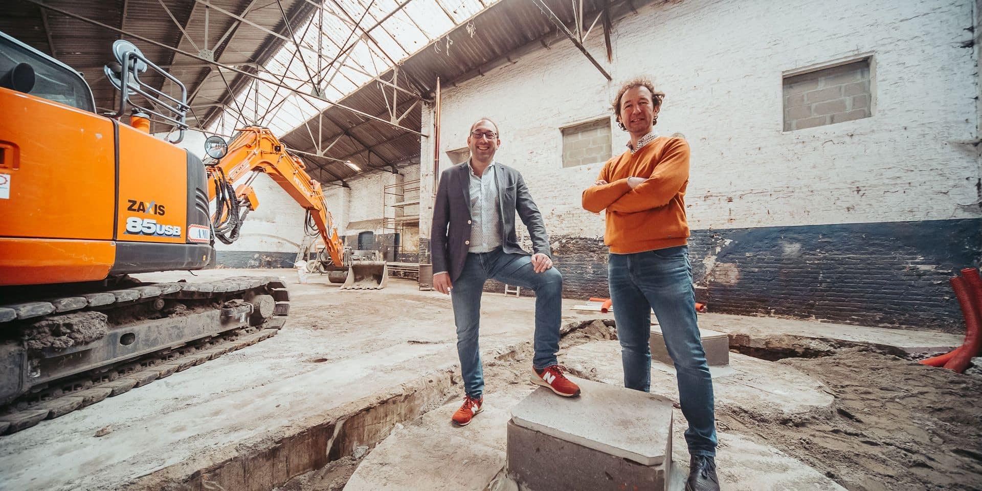 Mons: La campagne de financement de la Brasserie de Londres a démarré en trombe