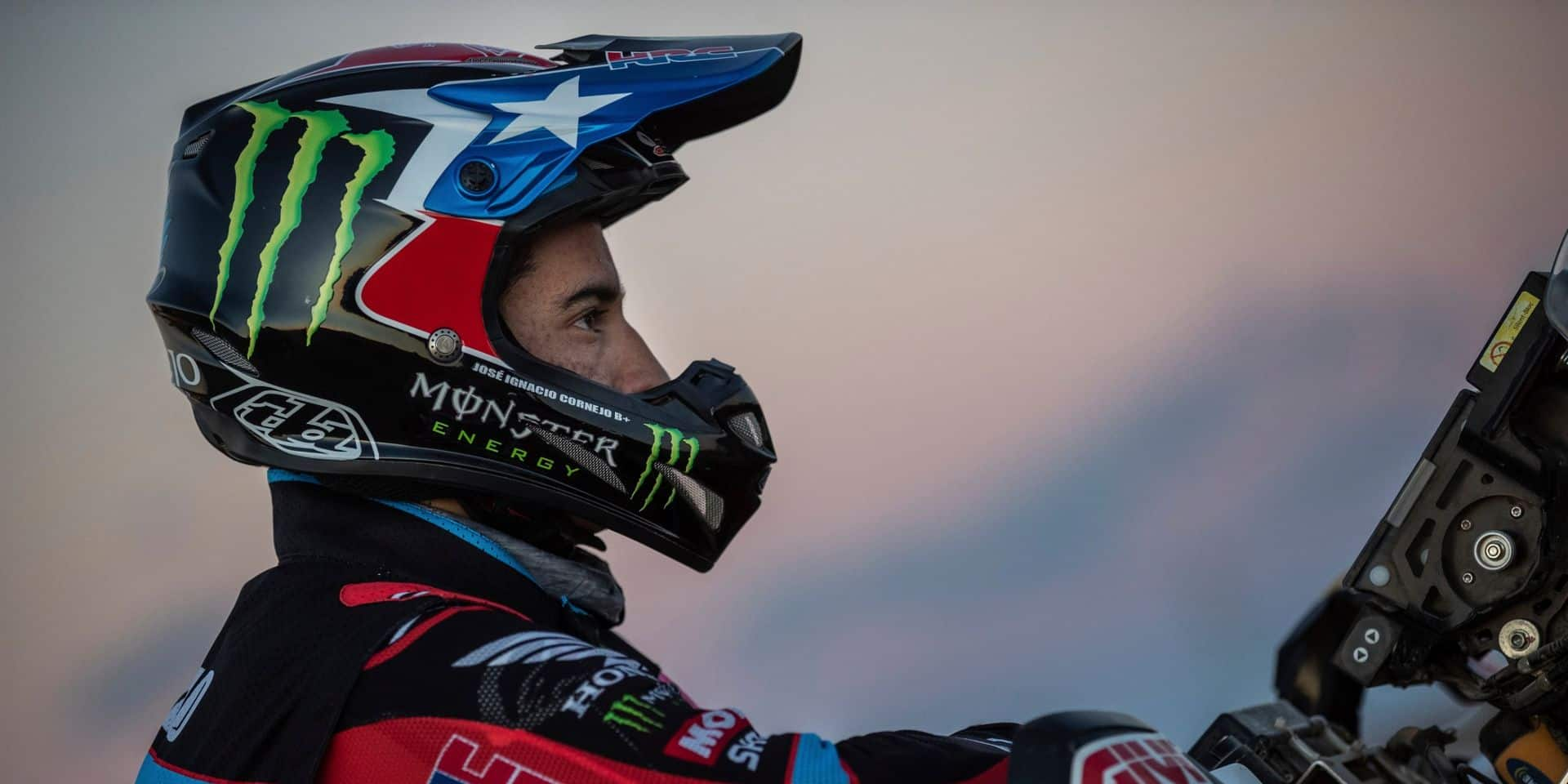 Dakar: Sunderland pénalisé, Cornejo récupère la victoire de la 4e étape en motos