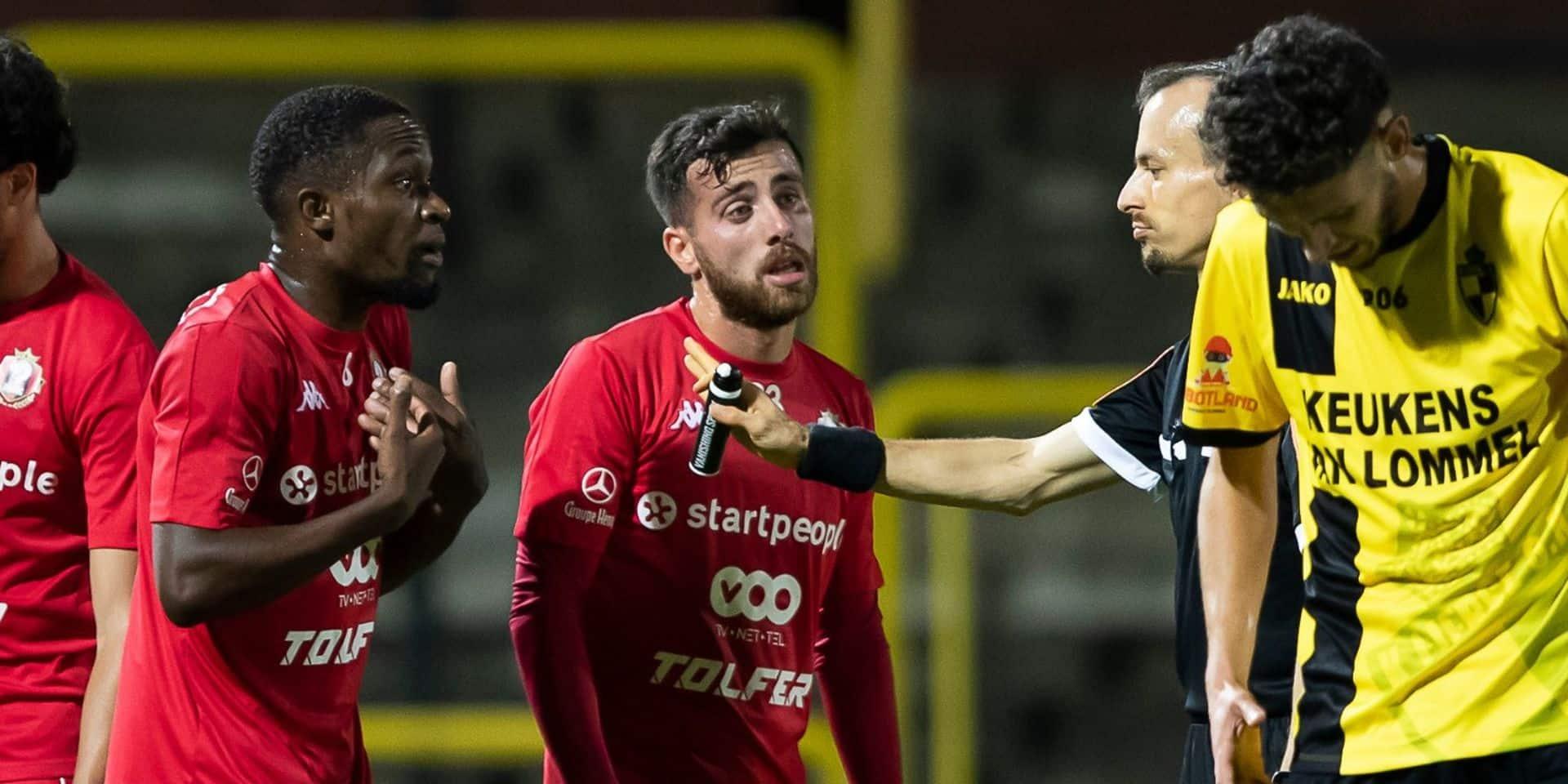 Alessio Cascio retourne à Visé
