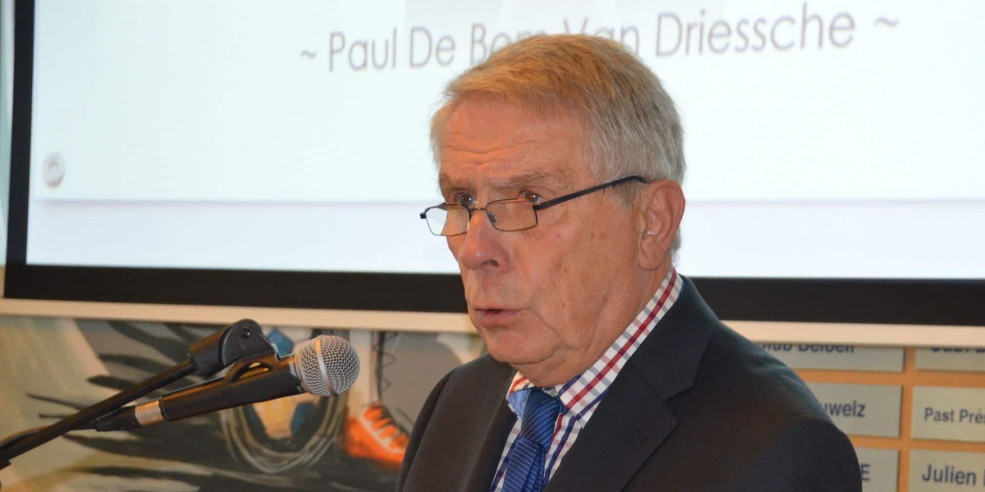 Péruwelz : Paul De Bom (AC) revient sur 50 années d'engagement citoyen