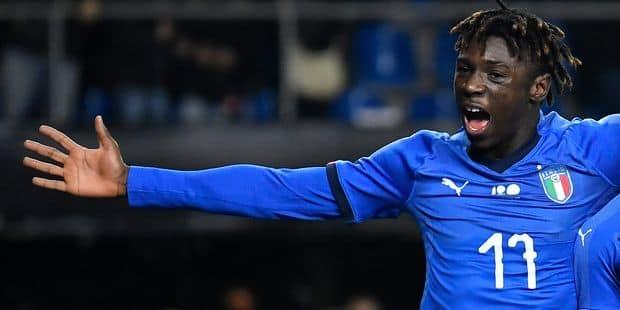 Moise Kean Everton N A Pas Respecte Le Confinement Dh Les Sports