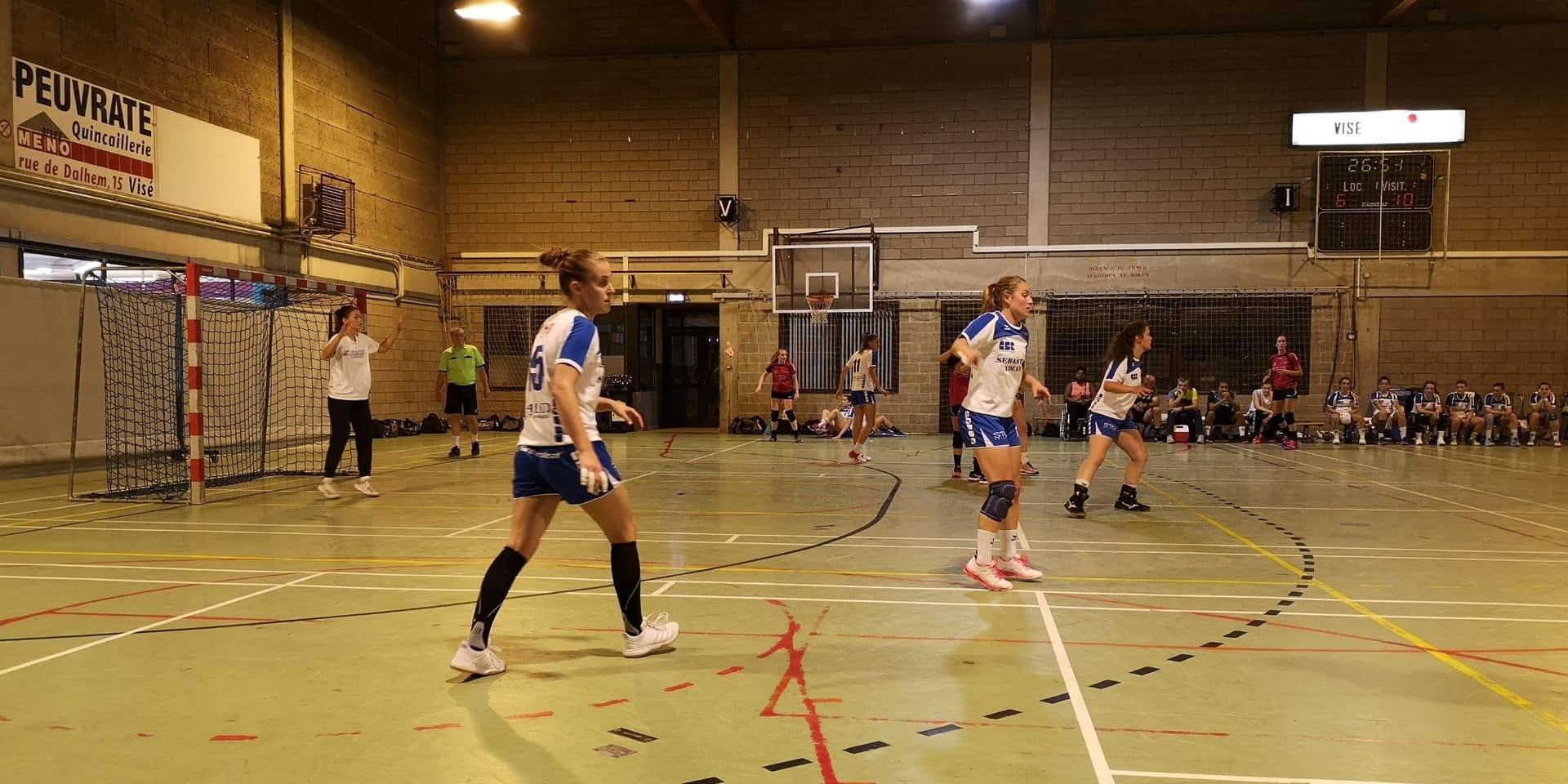 Handball: Nouveau transfert français et défaite à Geleen pour le Fémina Visé