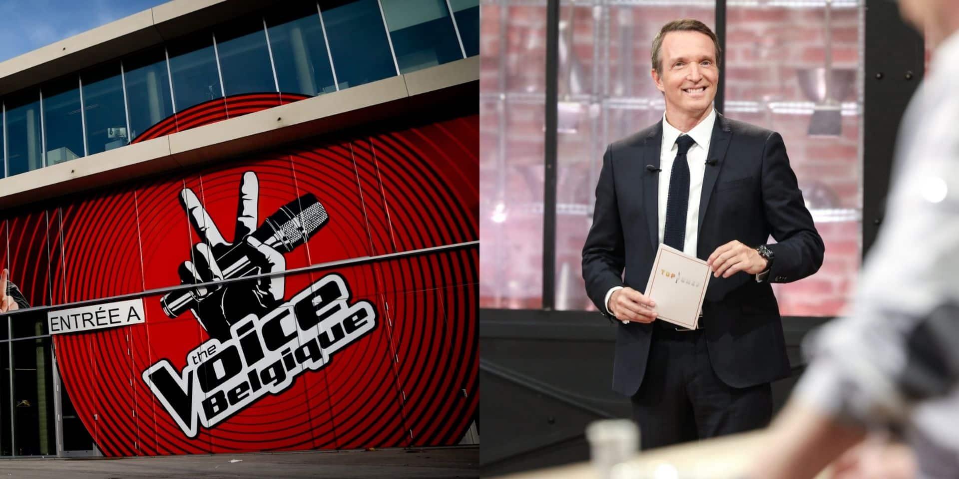 """""""Top Chef"""" vs """"The Voice Belgique"""": un duel de choc ce lundi soir"""