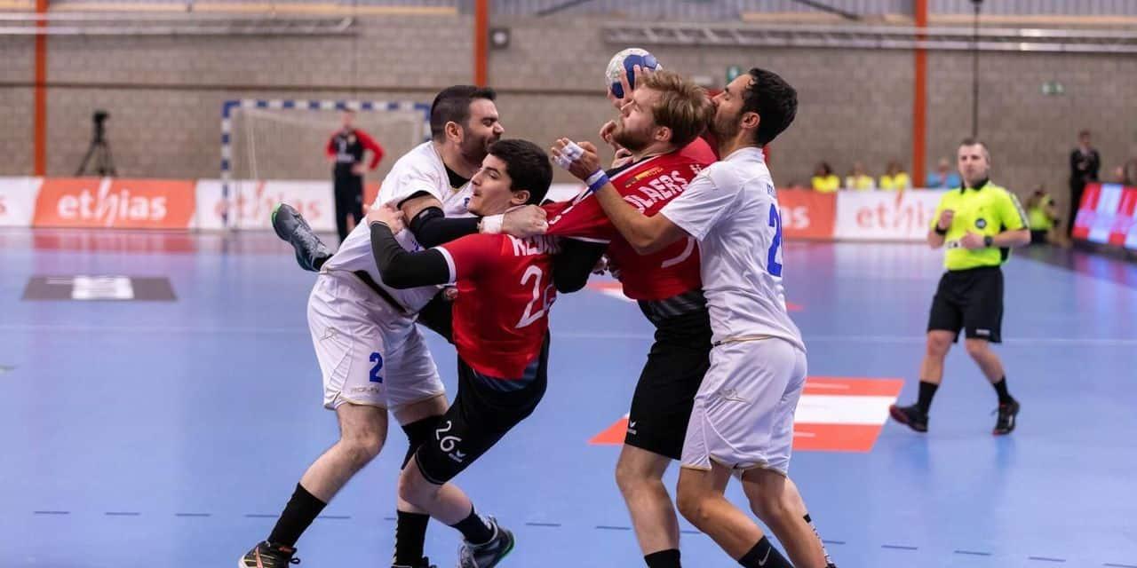Handball : Victor Regnier s'imposera-t-il chez les Red Wolves ?