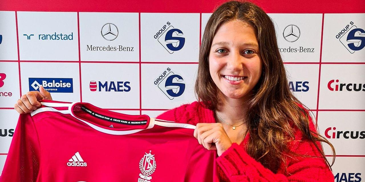 Une internationale luxembourgeoise arrive au Standard Fémina
