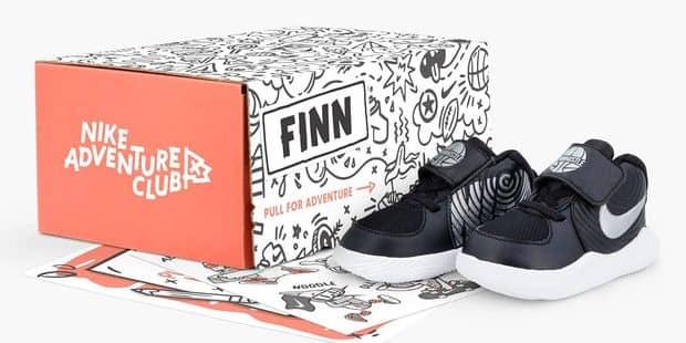vente chaude en ligne 03f62 e759f Nike lance l'abonnement aux… chaussures pour enfants - La DH