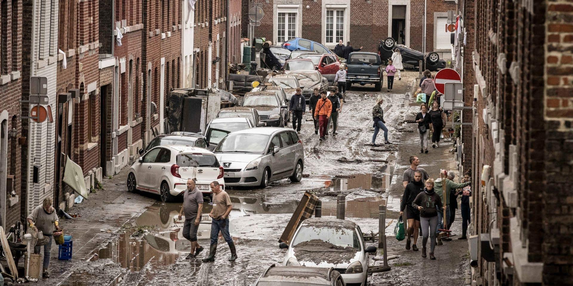 Mobilité à Liège : les quais rouverts mais des zones encore sinistrées