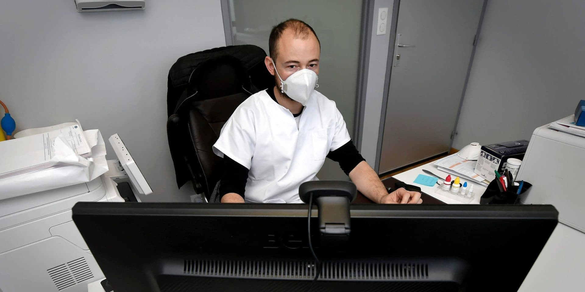 Sciensano lance une version 2.0 du baromètre Covid-19 auprès des médecins généralistes