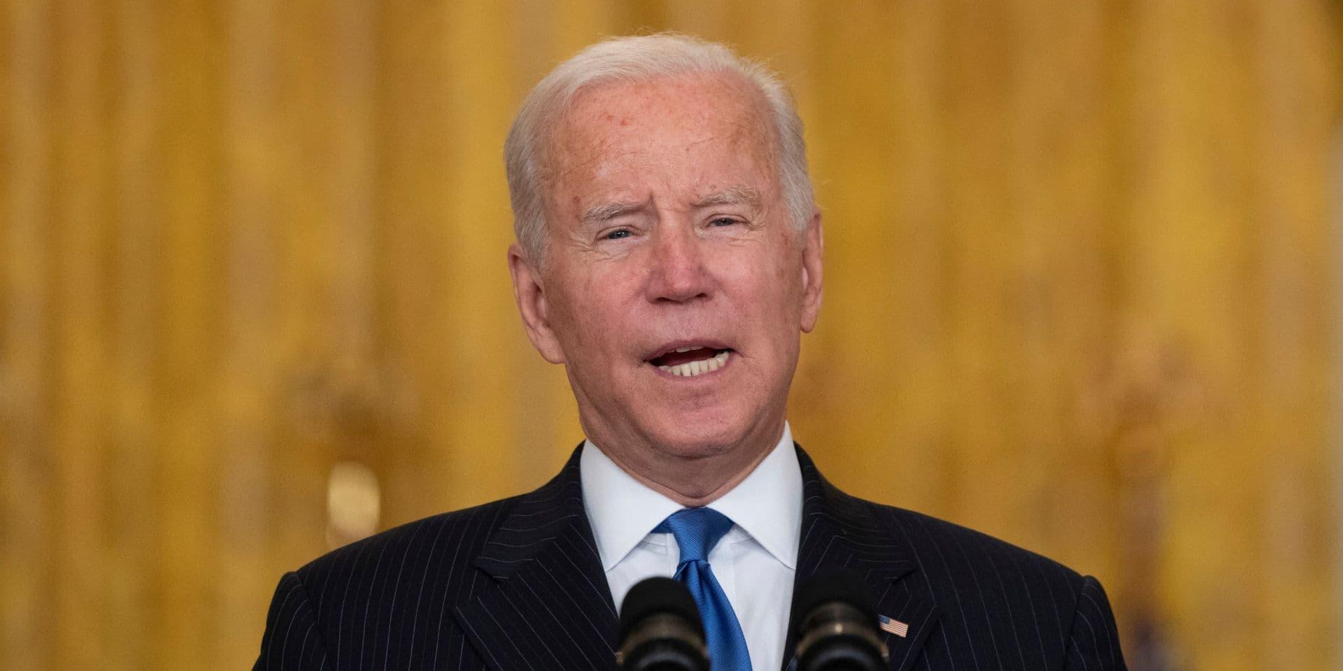 Joe Biden sera reçu par le pape François au Vatican le 29 octobre