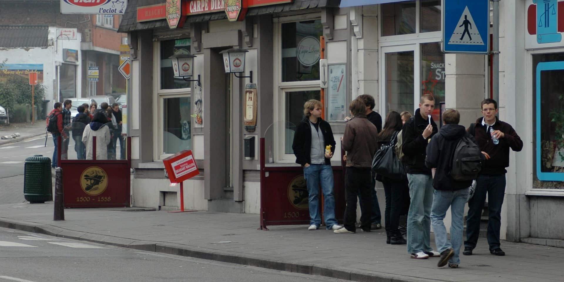 La police de Nivelles met les jeunes en garde contre les rassemblements
