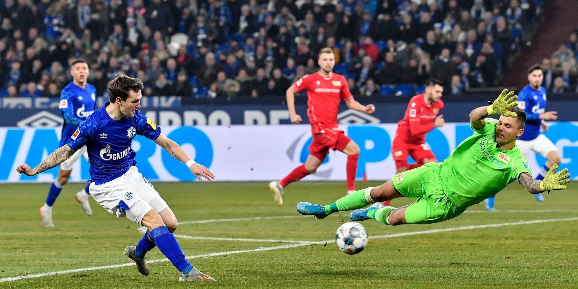 Raman aide Schalke 04 à rejoindre Mönchenglabach à la première place