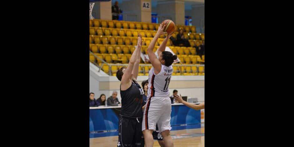 Basket-ball (R1 dames): Ganshoren a trouvé la pièce manquante à son puzzle