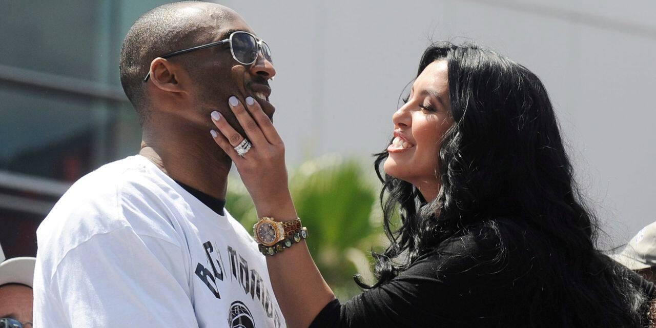 Déçue, la femme de Kobe Bryant stoppe la collaboration avec Nike