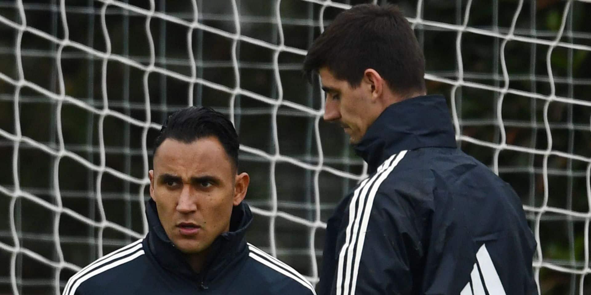 """Santiago Cañizares évoque le cas Courtois, adoubé au Real : """"Le gardien du Real est plus critiqué que n'importe quel autre gardien au monde"""""""