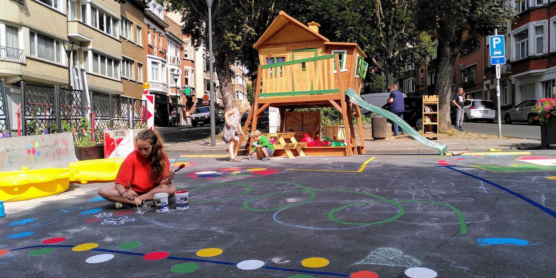Les Bruxellois invités à se réapproprier l'espace public dans le cadre du projet Bruxelles en vacances