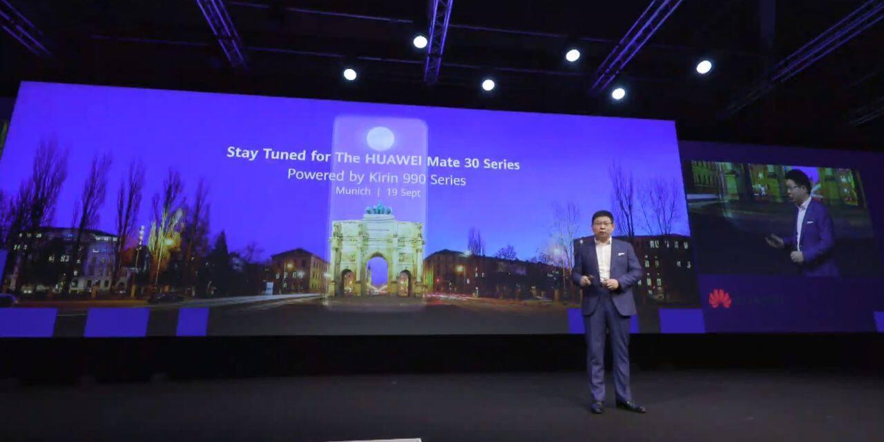 En attendant le Mate 30, Huawei annonce la couleur avec un nouveau processeur ultraperformant utilisant la 5G
