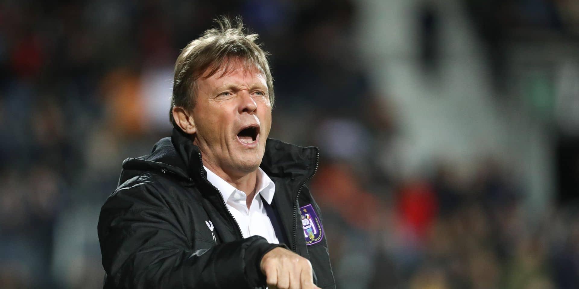 Anderlecht contre Ostende ce jeudi