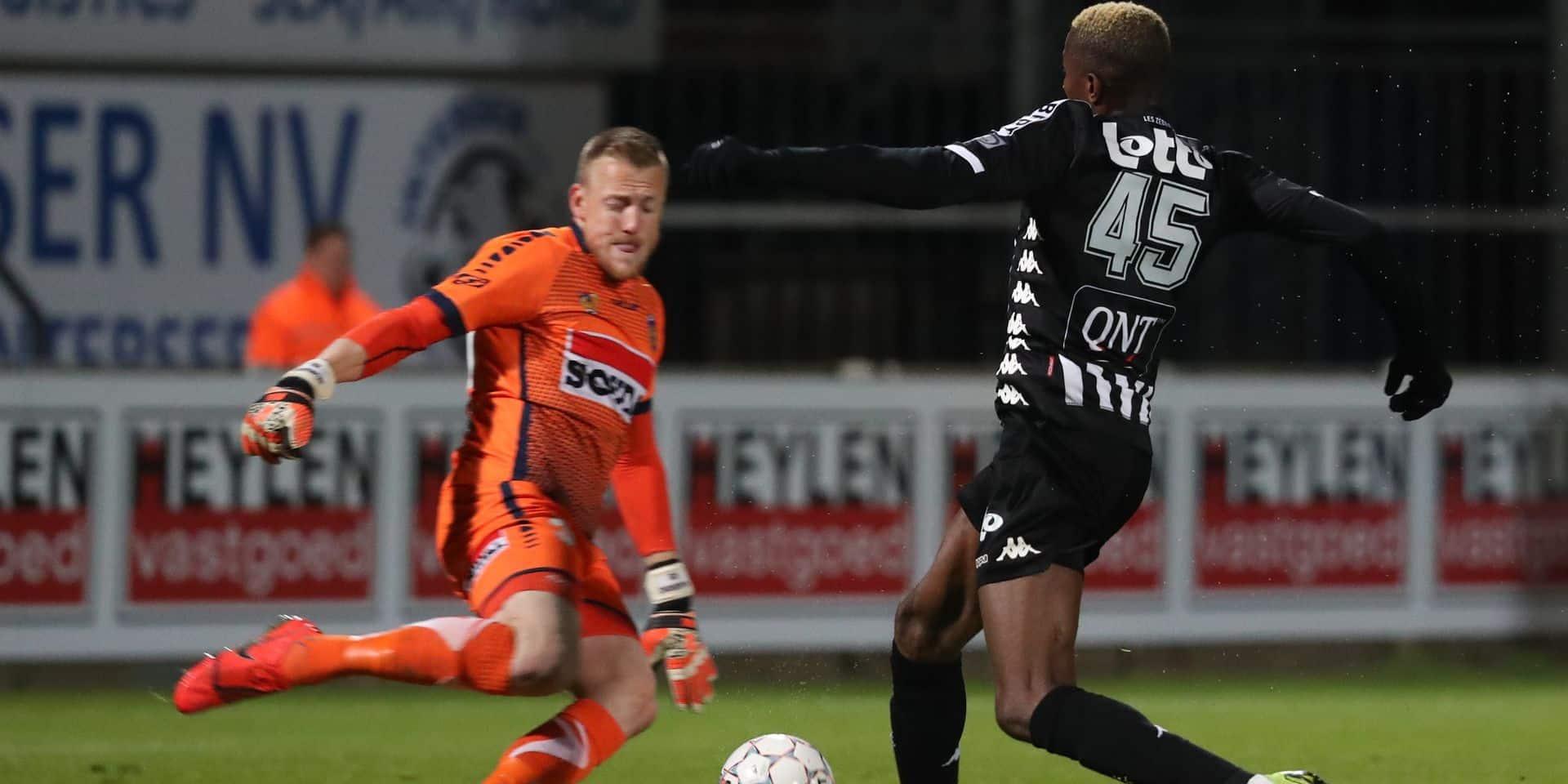 Westerlo-Charleroi: les Zèbres se rapprochent de plus en plus de la finale face à Courtrai (DIRECT: 0-2)