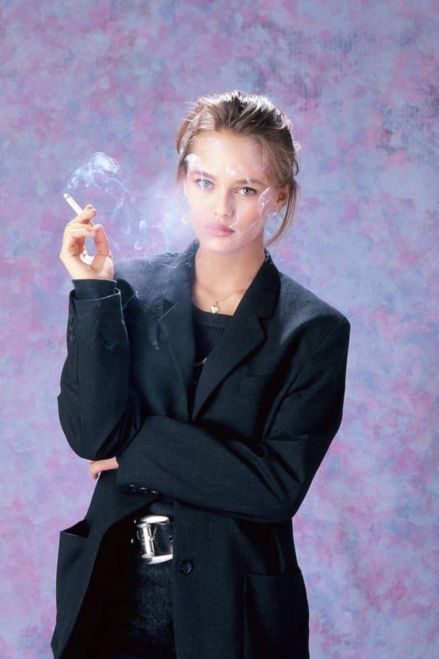 1989. Vanessa Paradis a 17 ans