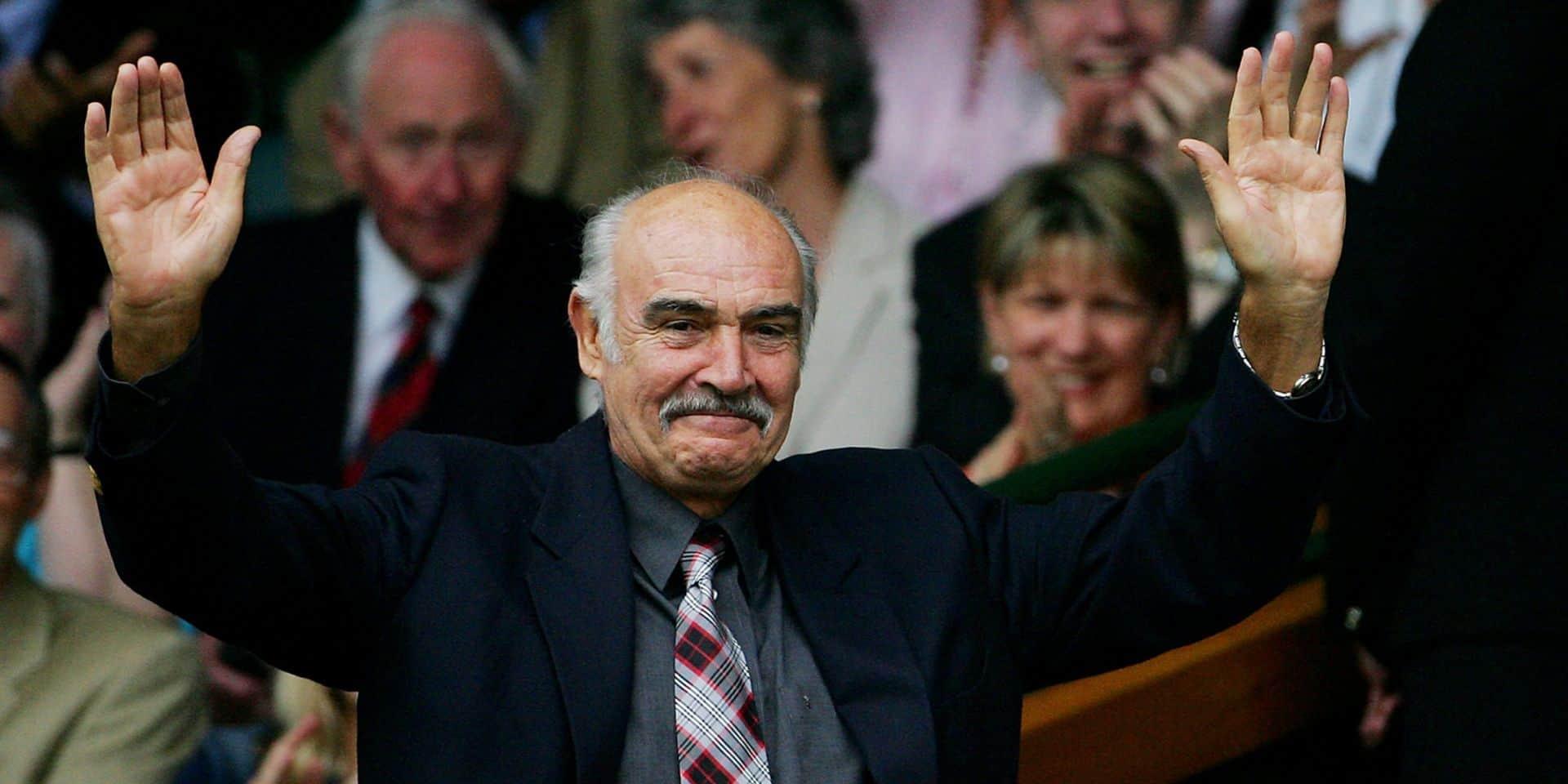 Avec son accent à couper au couteau, on prenait Sean Connery pour un Polonais