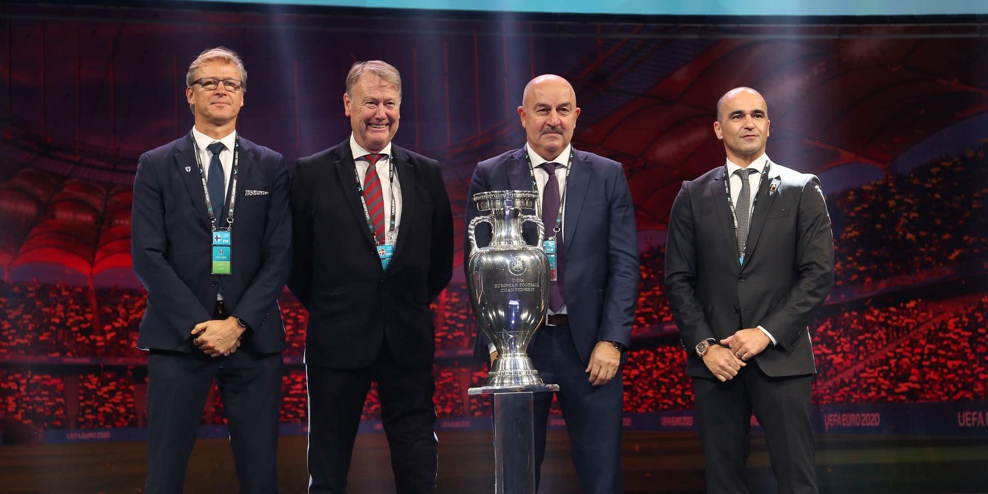 Limiter la fatigue, les calculs et… l'espionnage russe: les défis de Martinez pour l'Euro 2020