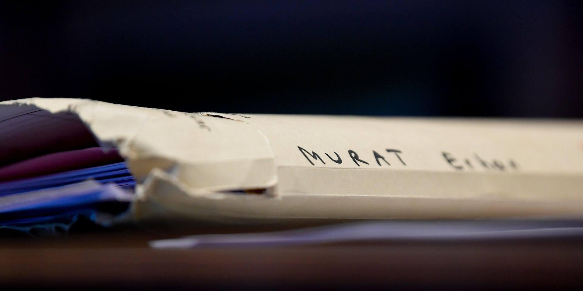 """Assises de Namur : """"Je m'attendais à ce que Murat sorte un fusil plutôt qu'un couteau"""""""