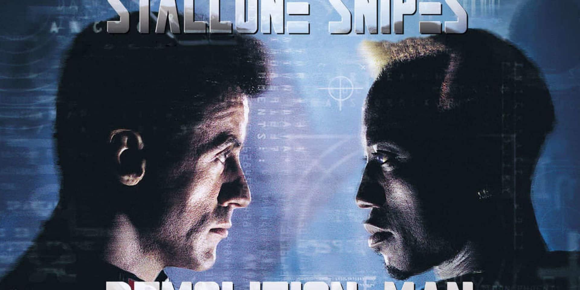 Sylvester Stallone prépare la suite de Demolition Man