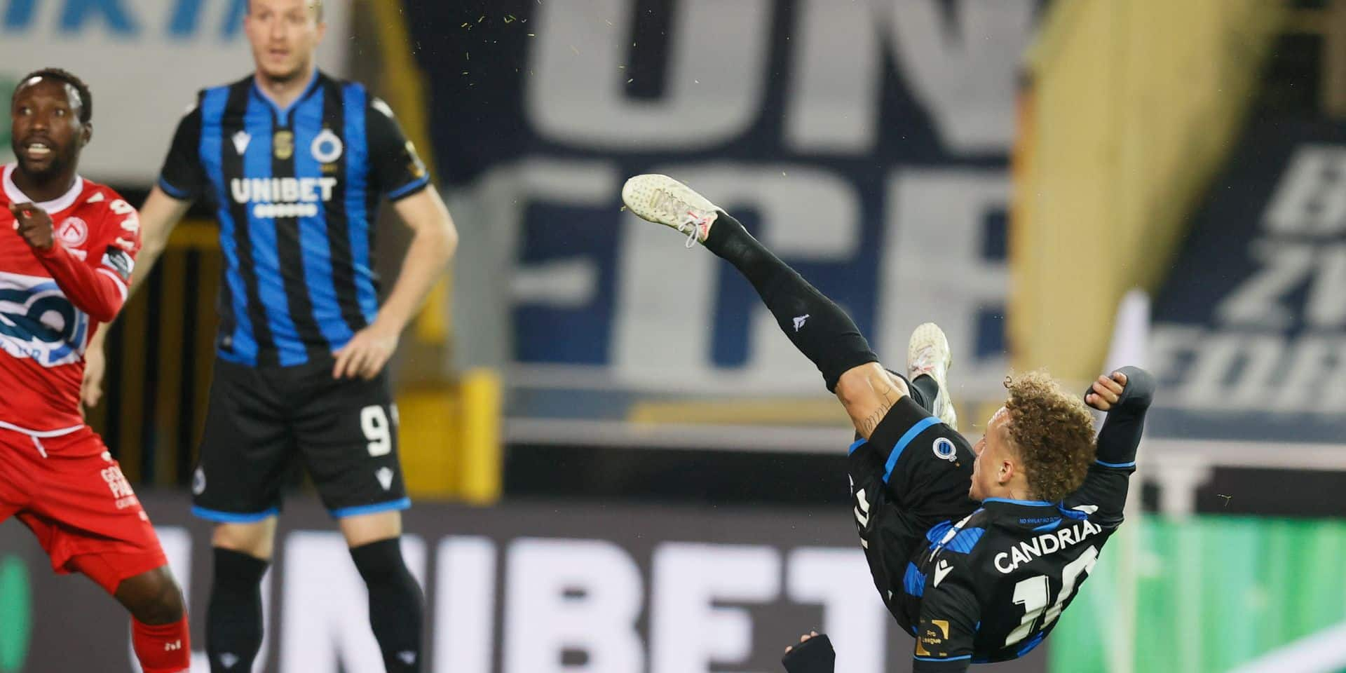 Une victoire à domicile qui ne rassure pas les Brugeois avant Dortmund