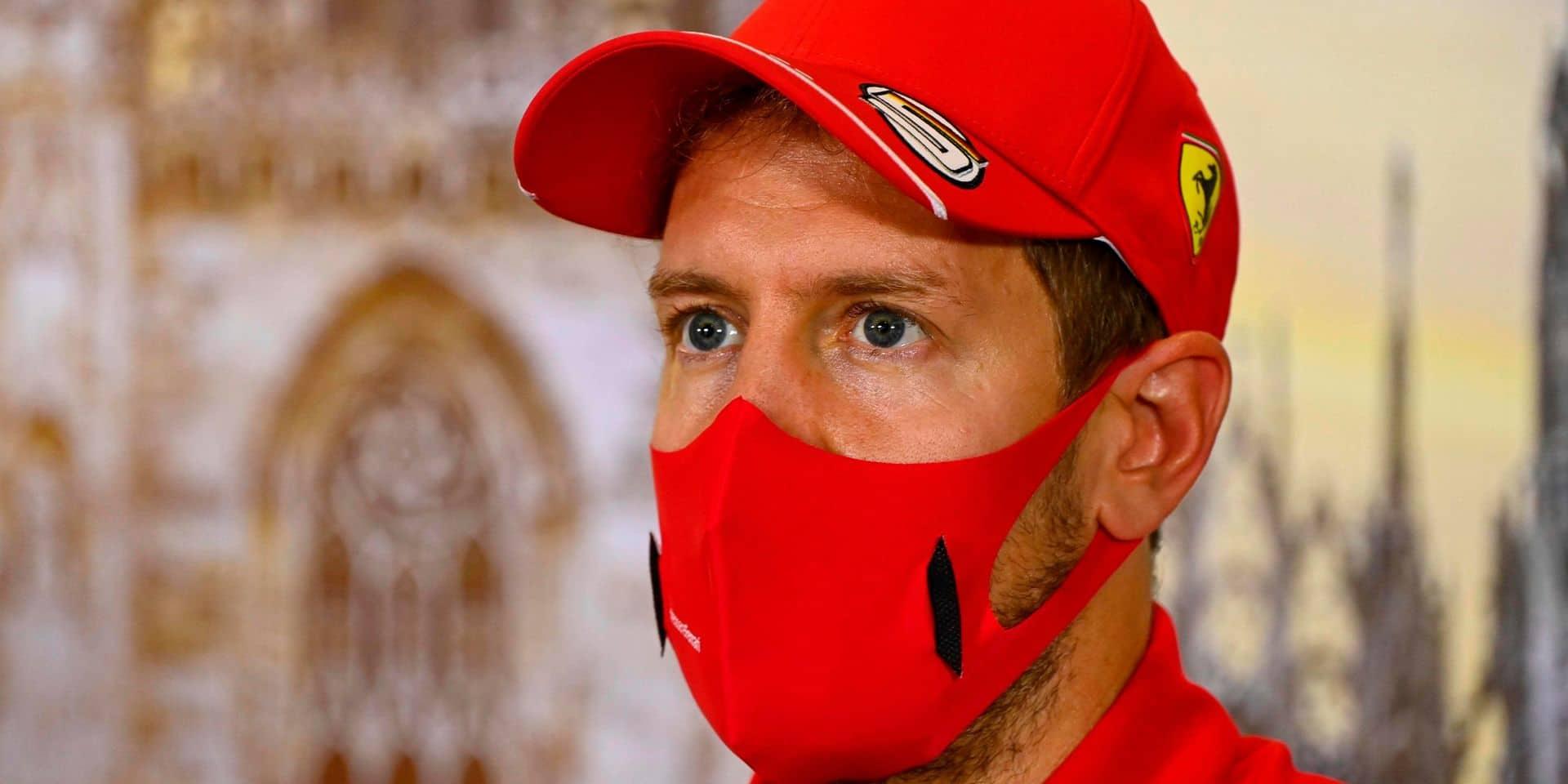 F1 : Sebastian Vettel pilotera au sein de l'écurie Aston Martin la saison prochaine