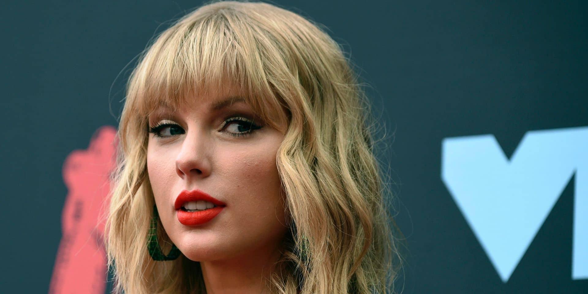 Taylor Swift donne 3.000 dollars à plusieurs fans dans le besoin à cause du coronavirus