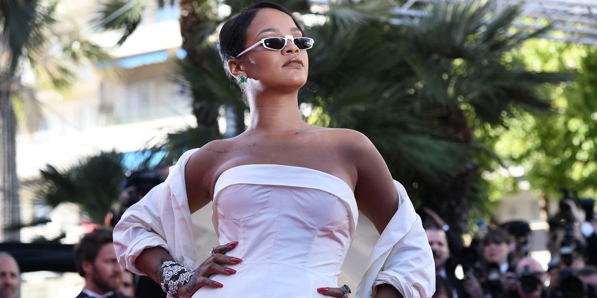 Pourquoi Rihanna et LVMH s'associent