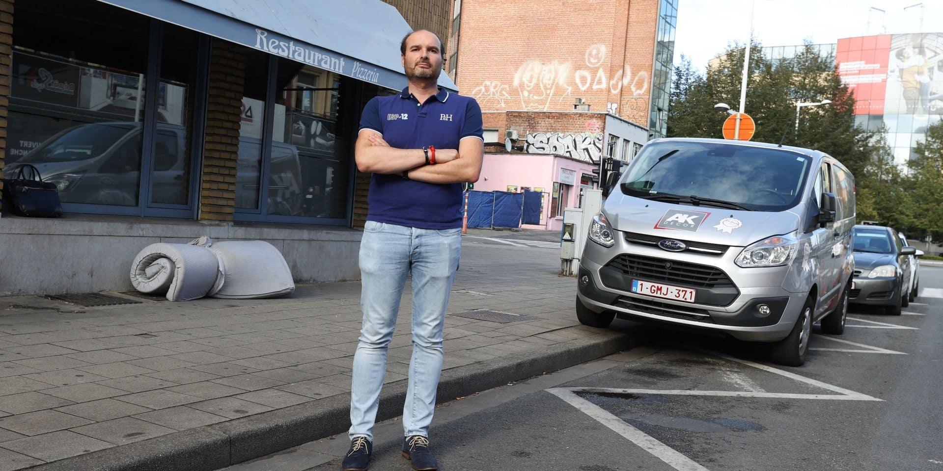 """Polémique sur le stationnement à Anderlecht : """"on est victime de racket !"""""""