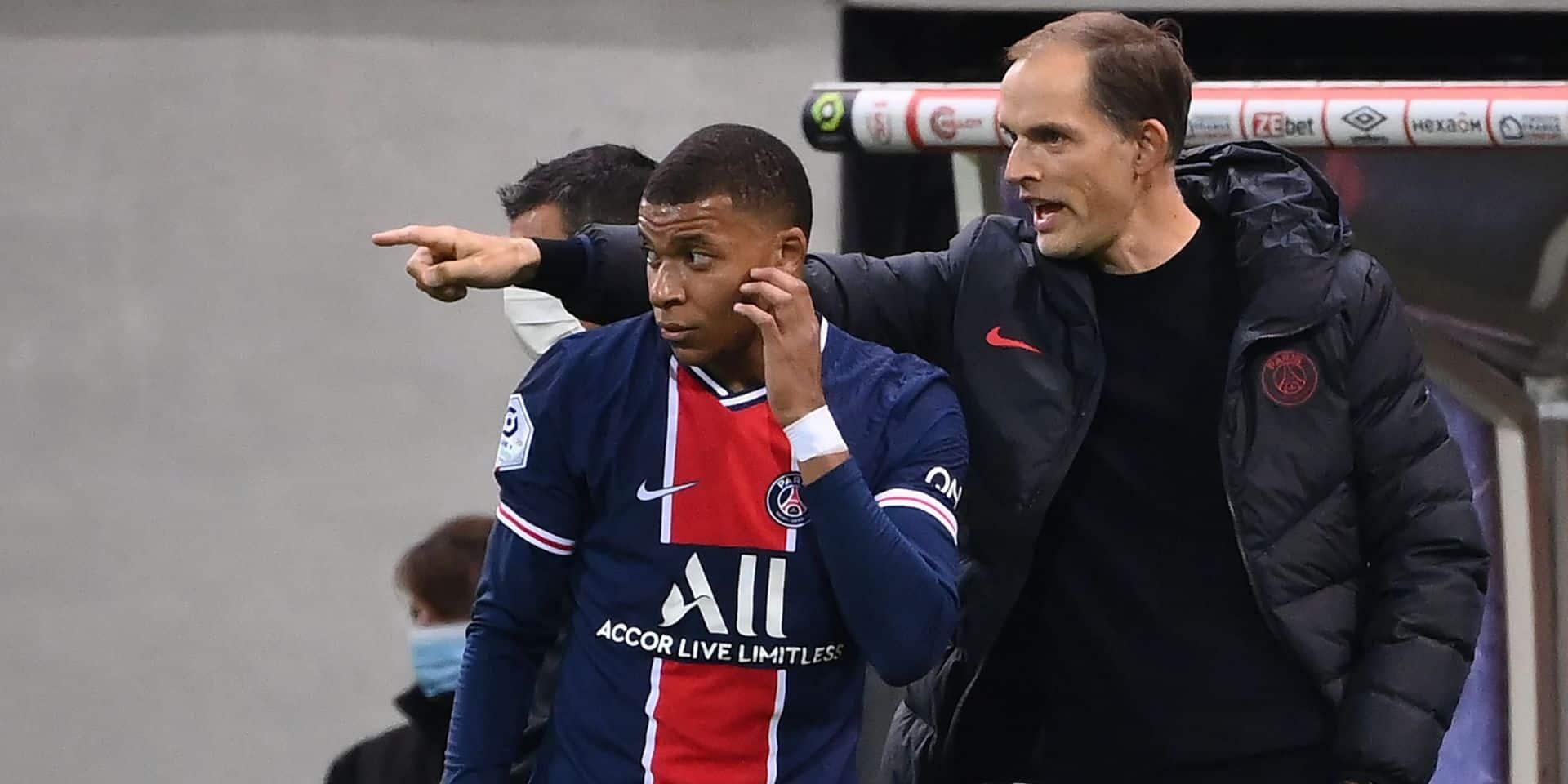 """Leonardo, directeur sportif du PSG, fâché sur Tuchel: """"On n'a pas apprécié du tout"""""""