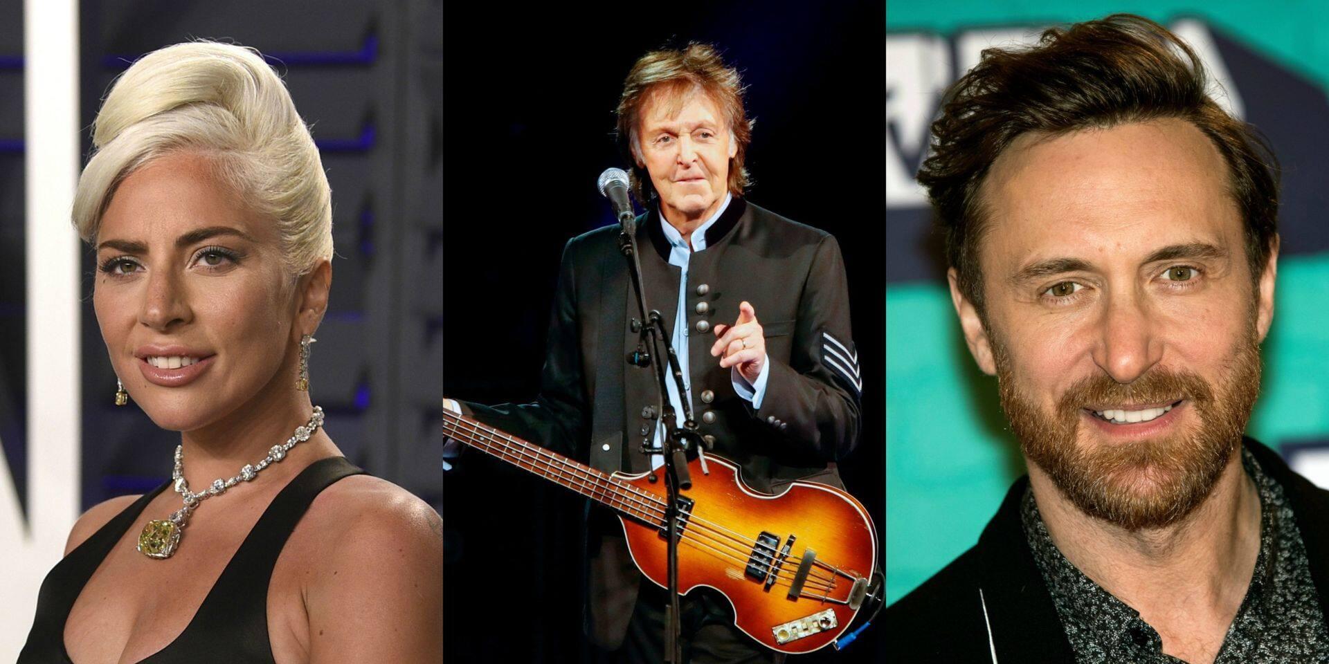 De Paul McCartney à Lady Gaga en passant par David Guetta, les stars se mobilisent contre le racisme : nécessité ou hypocrisie ?