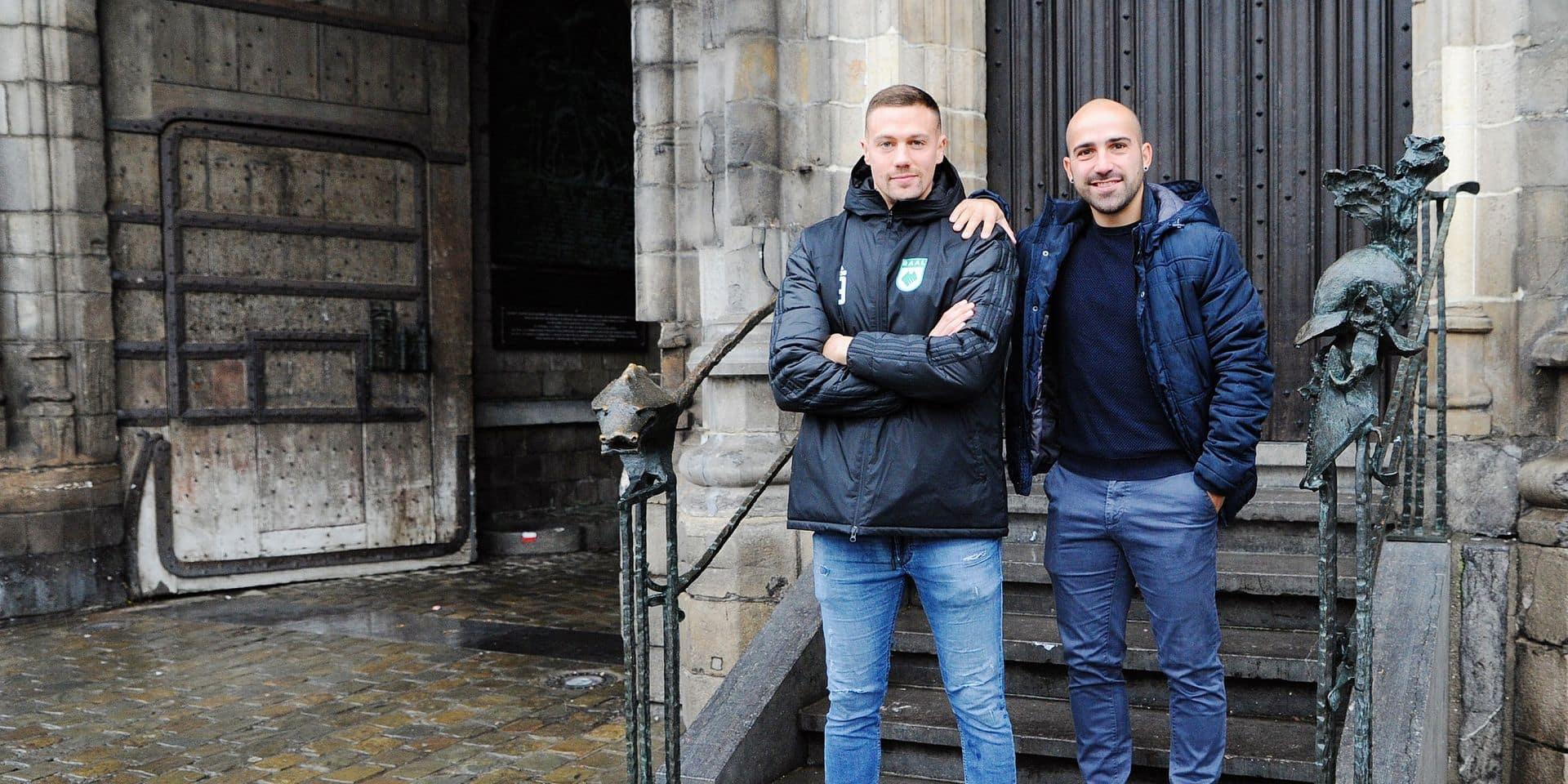 """Francs Borains - Raal: """"Un bon match et que le meilleur gagne"""", préfacent les capitaines"""