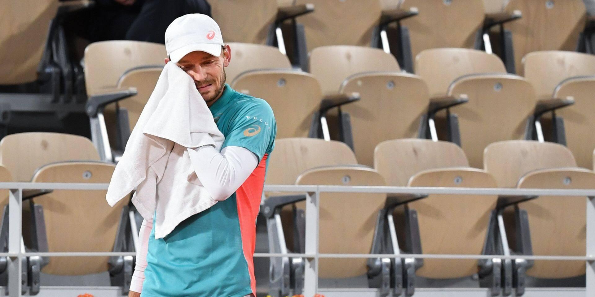 Chute libre pour David Goffin au classement ATP, Swiatek intègre le top 20