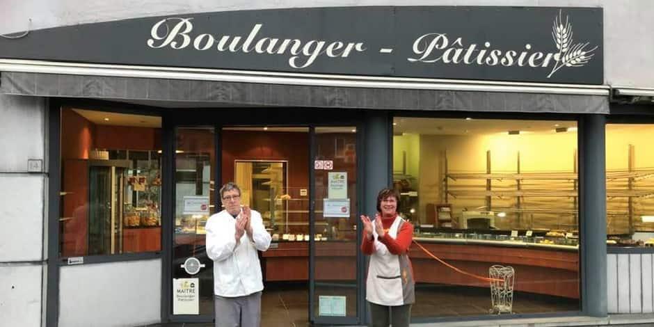 Soignies : la boulangerie Daniel reprise par un artisan boulanger-pâtissier connu de la région du centre
