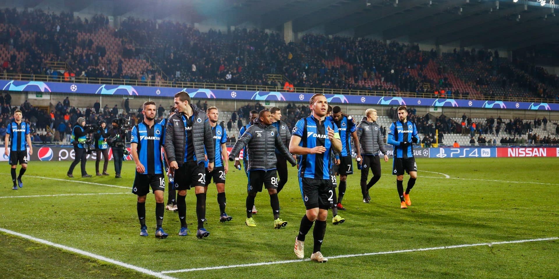 Pas tête de série en Europa League, le FC Bruges risque d'affronter du lourd en seizièmes de finale